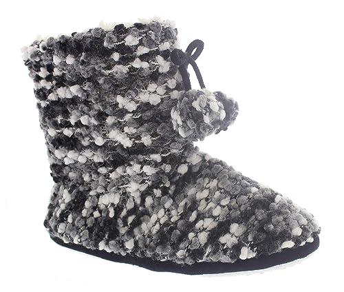 7a674ab92c409 Mercury Womens Sweater Boots