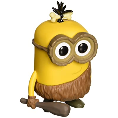Funko POP Movies: Minions Figure, Cro-Minion: Funko Pop! Movies:: Toys & Games