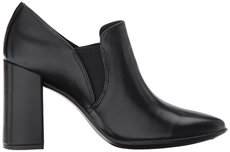 ECCO Women's Women's Shape 75 Pointy Block Slip on Dress Pump B01M293HB9 40 EU / 9-9.5 US|Black