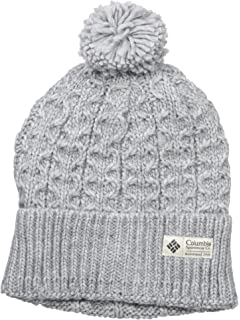 a79aaf78b Columbia Catacomb Crest Beanie, Black, One Size at Amazon Women's ...
