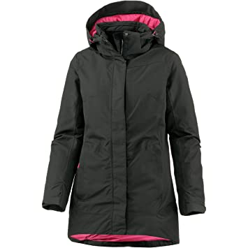 info for 19327 c2c41 ICEPEAK Damen Parka grün 44: Amazon.de: Sport & Freizeit