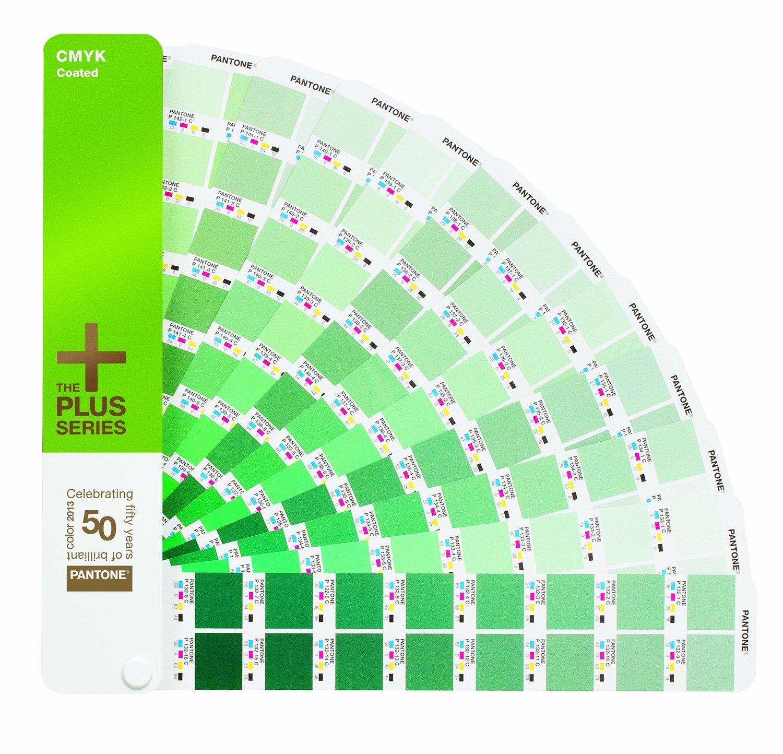 Pantone Gp4101 Cmyk Color Guide Set Amazon Tools Home Improvement