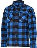 Herren Outdoor Holzfällerhemd Canadian Woodcutter - verschiedene Farben verfügbar