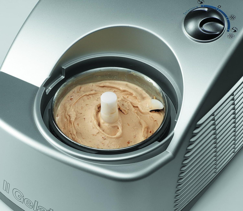 Home Ice Cream Maker Part - 27: Amazon.com: DeLonghi GM6000 Gelato Maker With Self-Refrigerating  Compressor: Ice Cream Makers: Kitchen U0026 Dining
