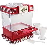 Nostalgia RSM602 Retro Series Snow Cone Maker & Shaved Ice Storage