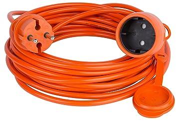 Gut gemocht Verlängerungskabel Verlängerung Strom-Kabel: Amazon.de: Elektronik HQ95