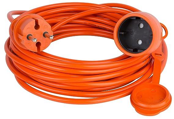 Verlängerungskabel Verlängerung Strom-Kabel: Amazon.de: Elektronik