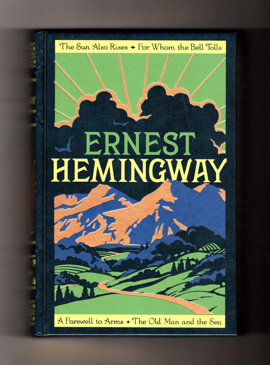 Ernest Hemingway Novels Rises Farewell product image