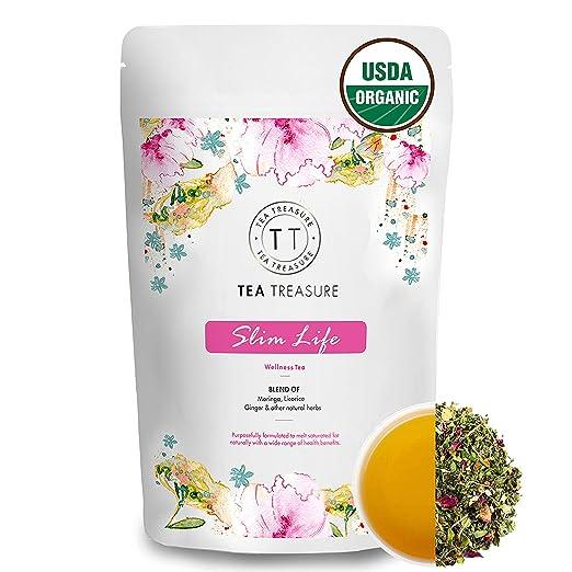 alexa slimming tea