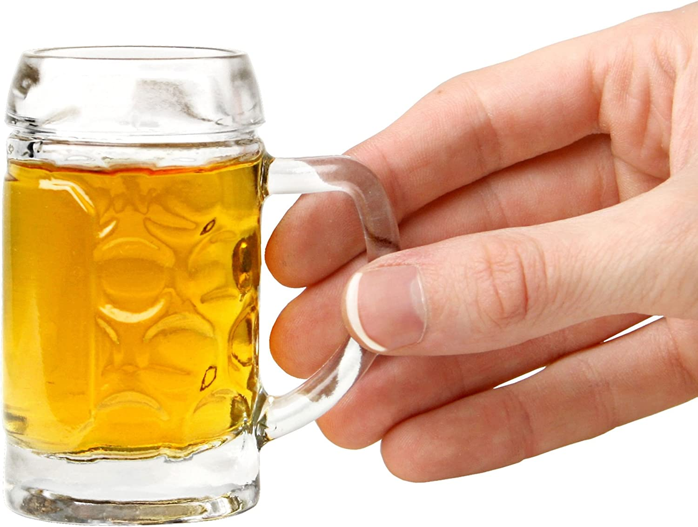 Circleware 42798 Mini Tavern Mug Shots