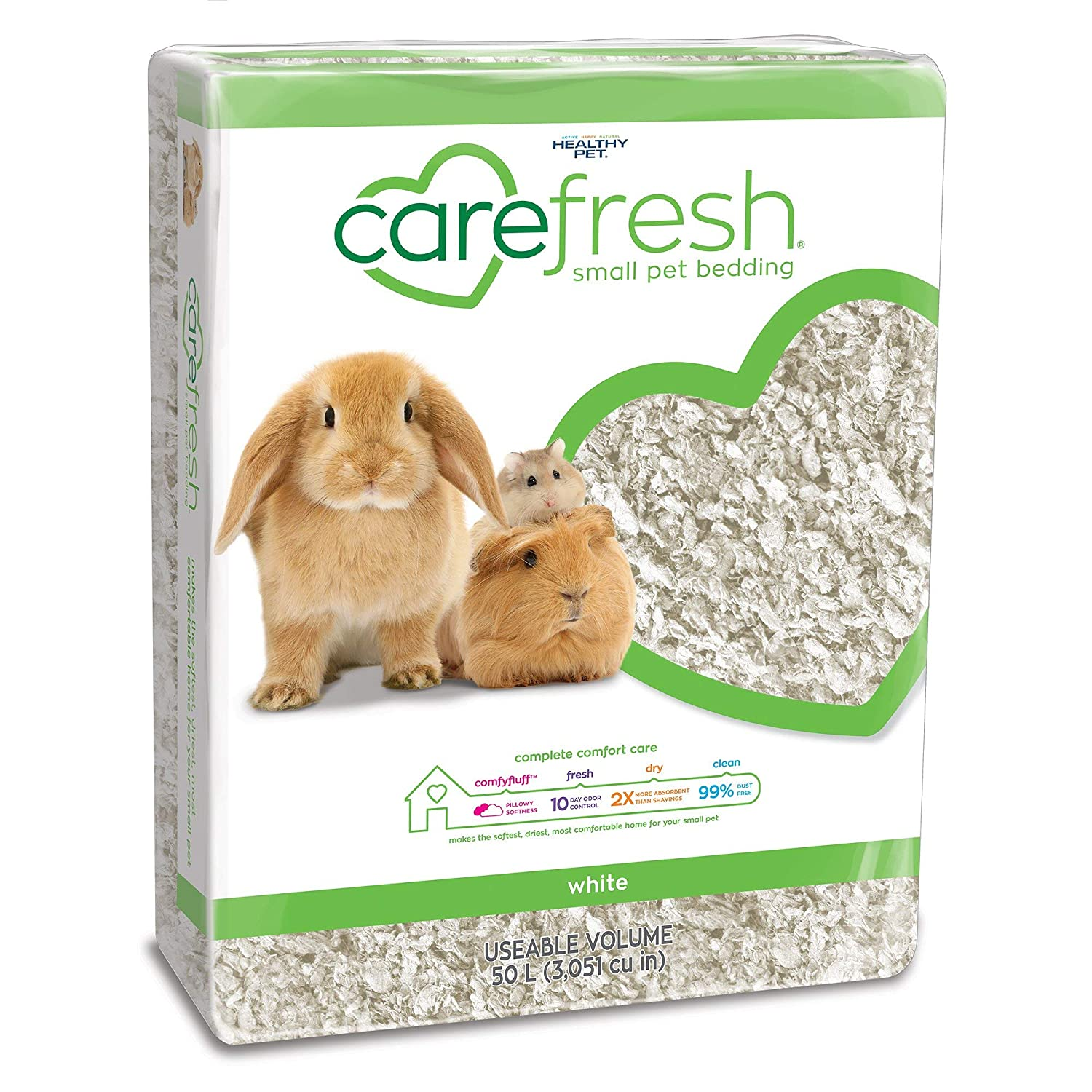 Carefresh Guinea pig bedding Review 2