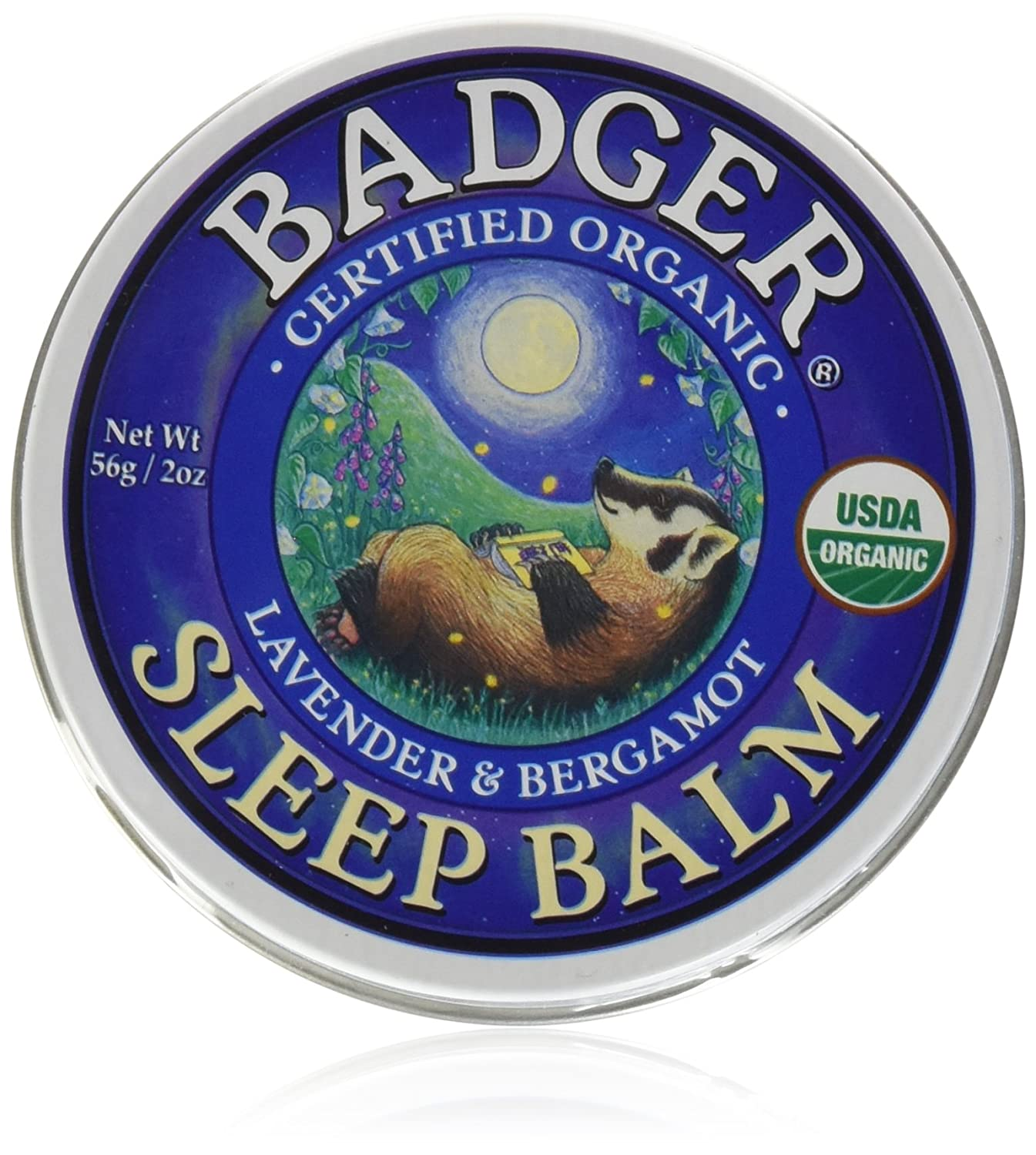 Badger Balm, Sleep Balm - 2 oz 566810