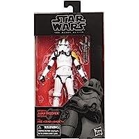 Star Wars The Black Series,  Figura Imperial Jump Trooper, 15 cm