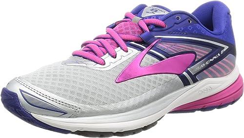 Brooks Ravenna 8, Zapatos para Correr para Mujer, Multicolor ...