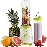 VonShef Sports Mini Blender, Personal Smoothie & Shake Maker Machine, 300W - 2x BPA-Free 600ML Bottles Included