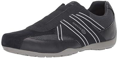 pantoufles Baskets Ravex chaussures Chaussures slipon L'air élastique À gars Mode De Sport Geox U923fc Homme perméable OPn0wk