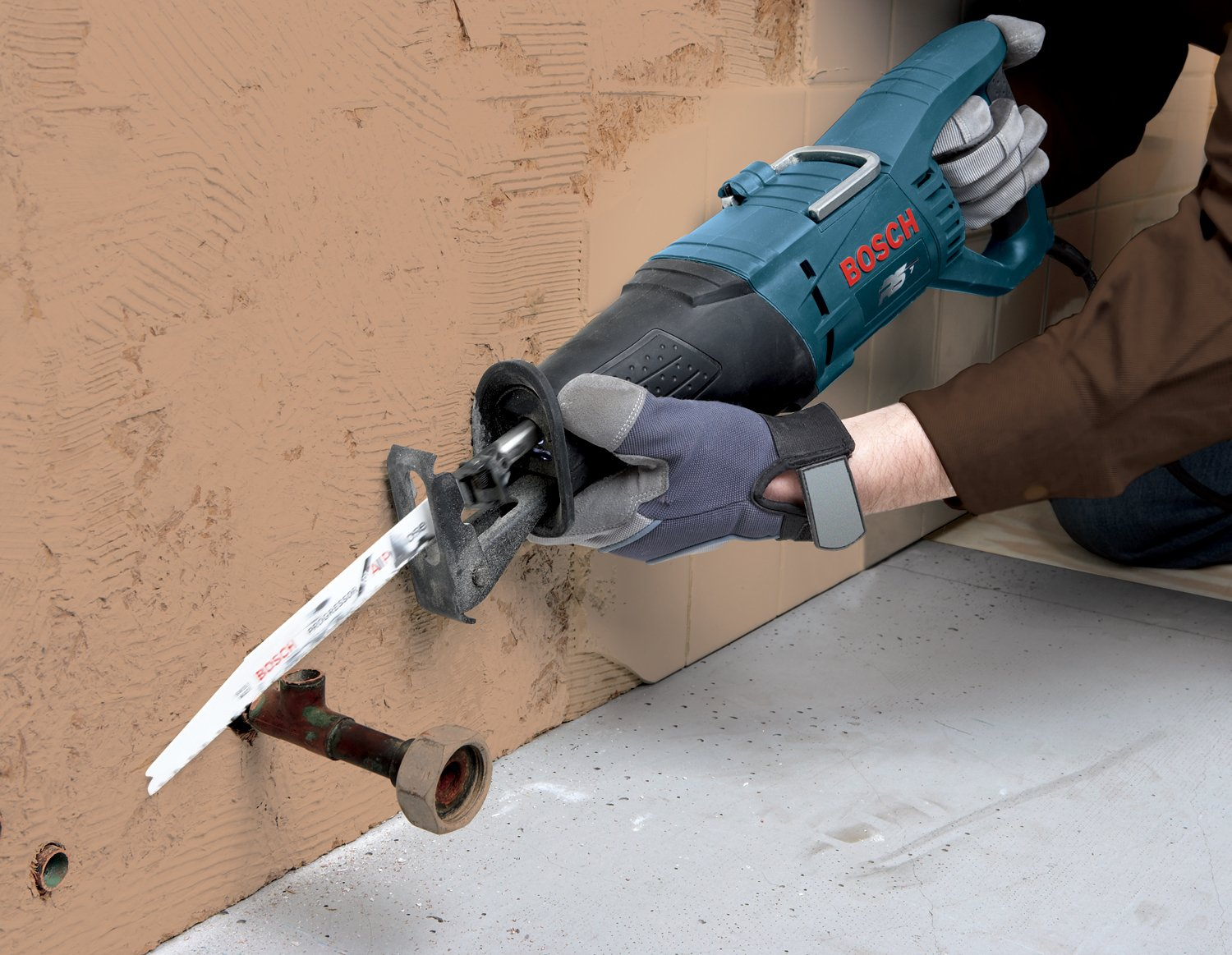 Bosch RS7 1-1/8-Inch 11 Amp Reciprocating Saw - Power Reciprocating Saws -  Amazon.com