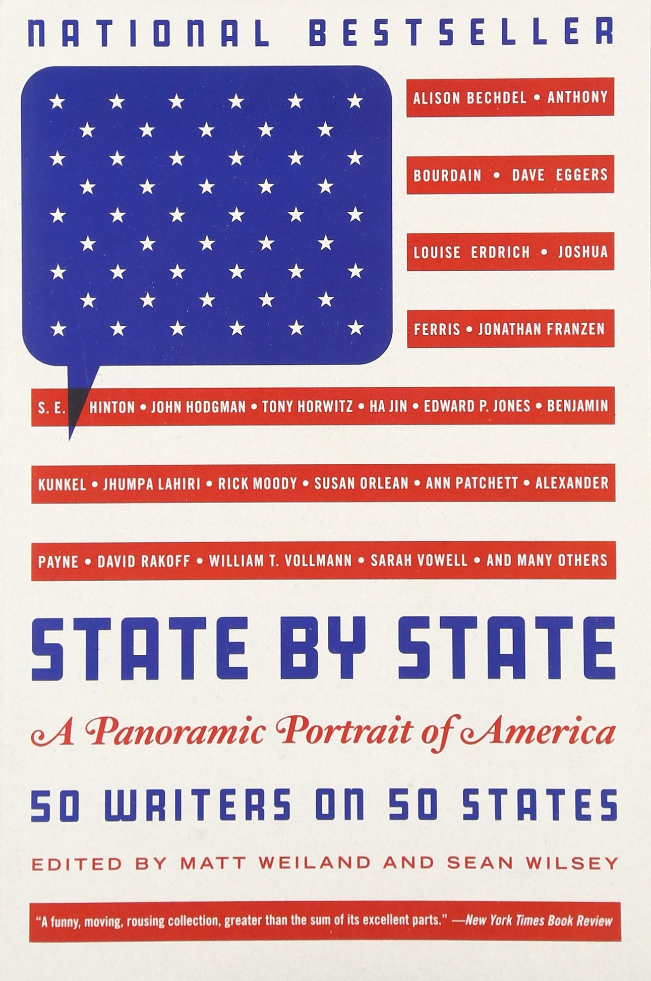 State By State: A Panoramic Portrait Of America: Matt Weiland, Sean Wilsey:  9780061470912: Amazon: Books