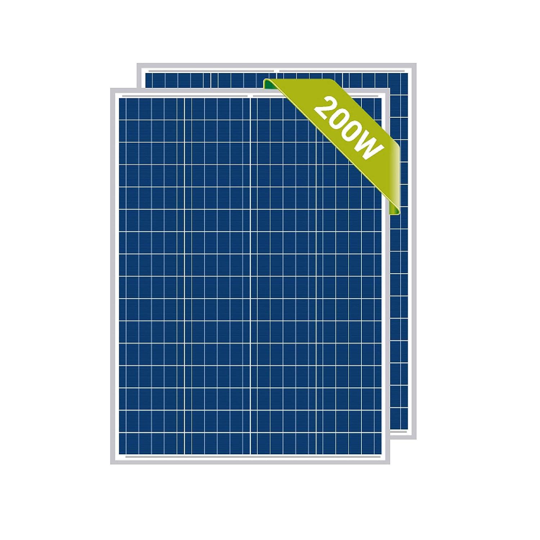 Newpowa Polycrystalline Photovoltaic Solar Panel