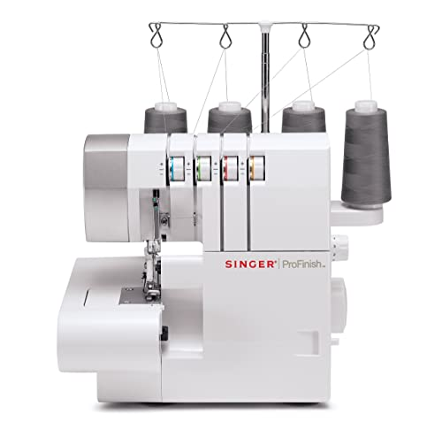 Best Affordable Serger: SINGER 14CG754 ProFinish Serger Review