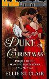 Duke of Christmas (Searching Hearts Book 6)