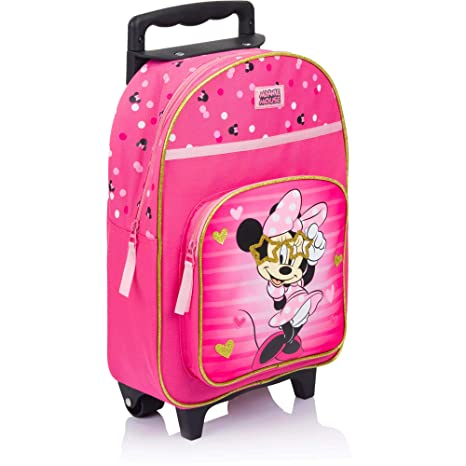 Minnie en Mickey Mouse - Maleta Niños Rosa Rosa Talla única ...