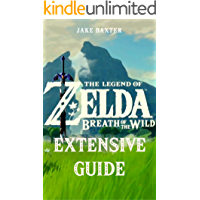Тhе Lеgеnd оf Ζеldа: Вrеаth оf thе Wіld Extensive Guide: Shrines, Quests, Strategies, Recipes, Locations, How Tos and More