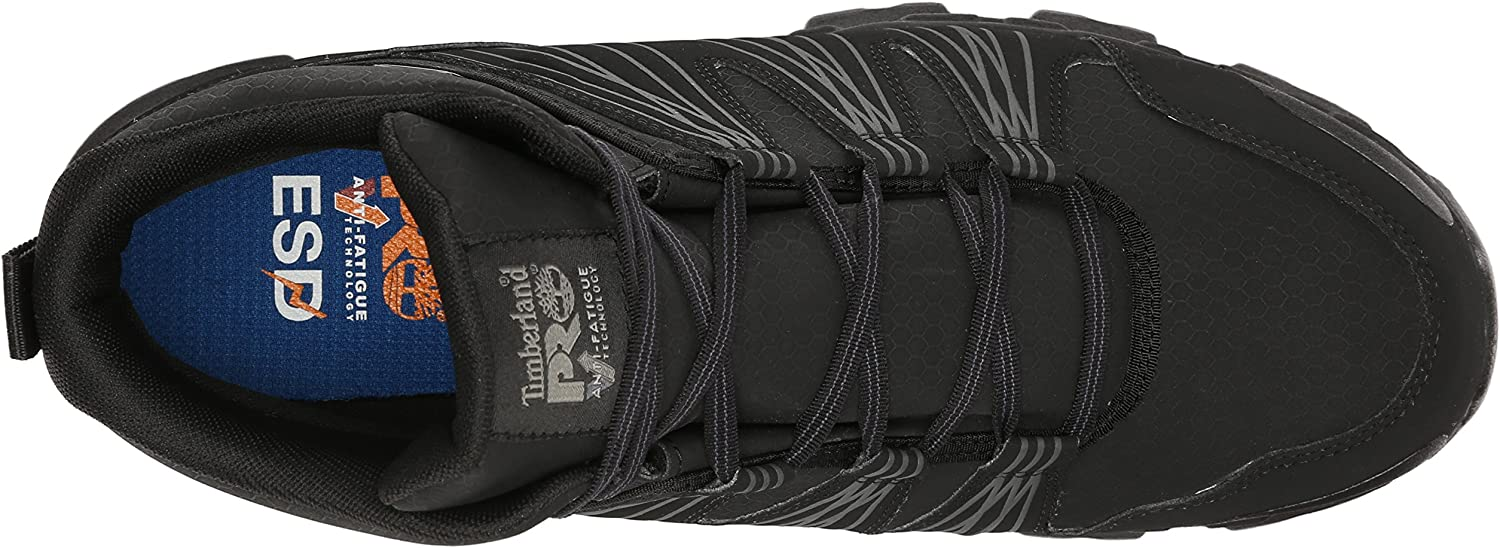 Timberland Pro Mens Powertrain Mid ESD Shoe