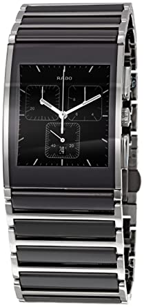 effd4b3a362 Image Unavailable. Image not available for. Color  Rado Men s RADO-R20849152  Integral Chronograph Watch
