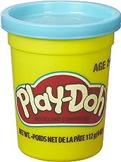 Play Doh Latas, color Azul Claro