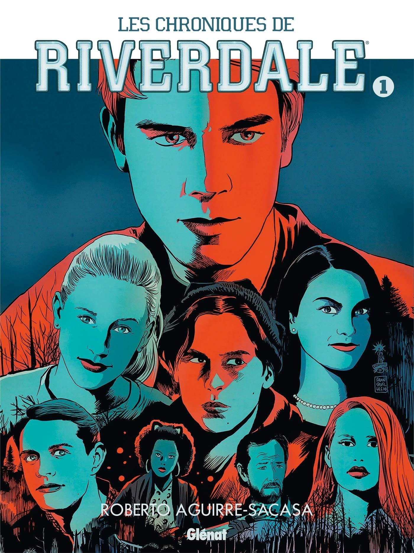 Amazon Fr Les Chroniques De Riverdale Tome 01 Roberto