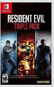 Resident Evil Triple Pack for Nintendo Switch