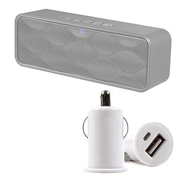 DURAGADGET Cargador Mechero del Coche con Puerto USB para ...