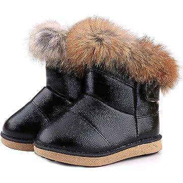 d92b46694e34c WYSBAOSHU Warm Girl s Winter Snow Boots Outdoor Fur Shoes