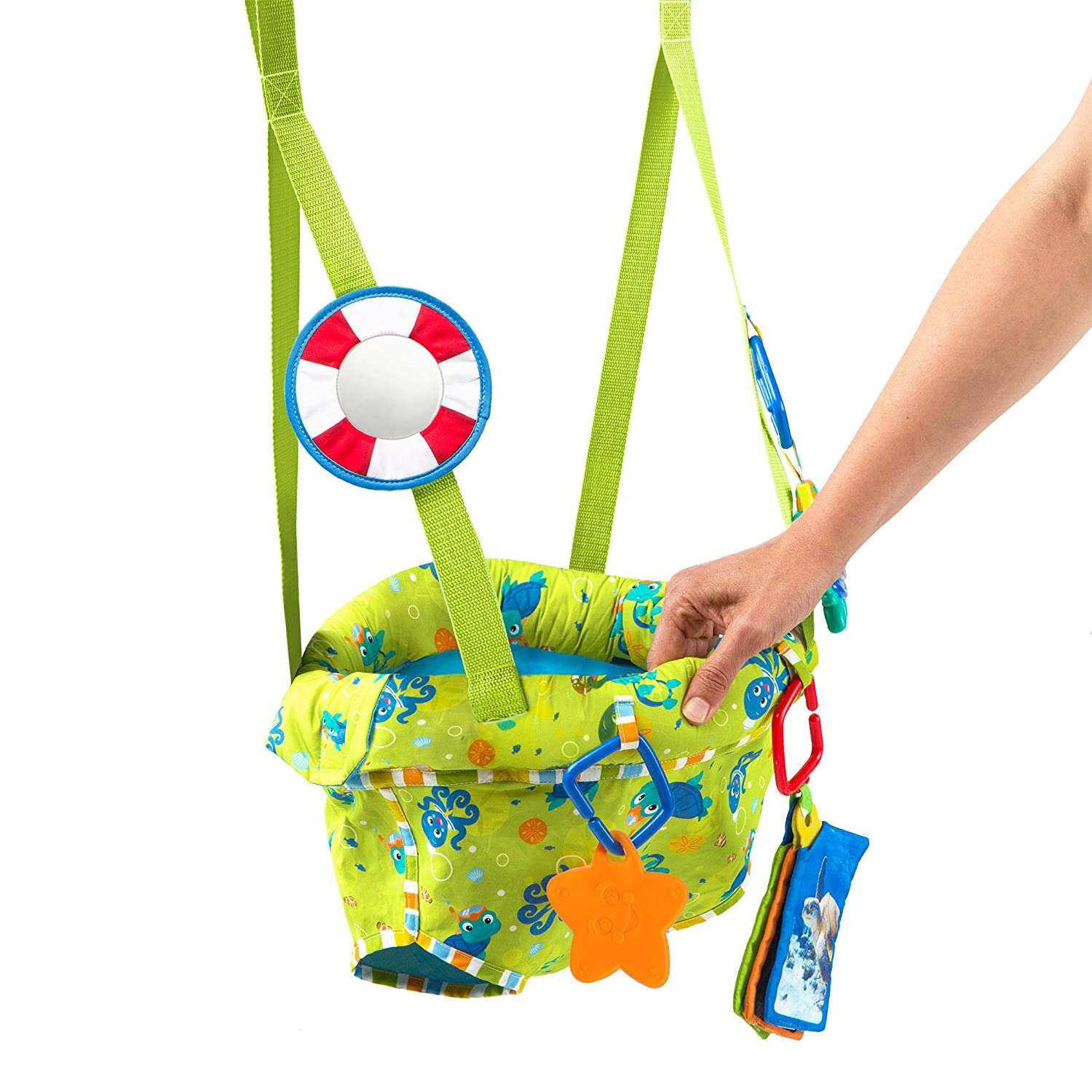 Baby Einstein 10235 Sea and Discover Door Jumper: BABY EINSTEIN ...