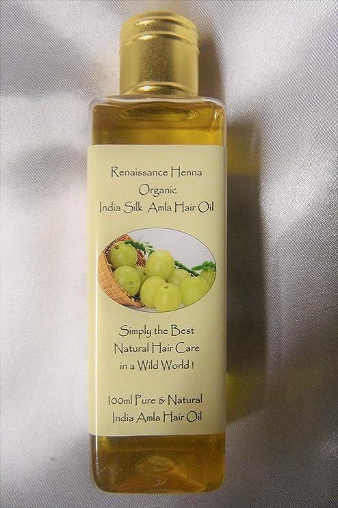 Aceite para el cabello Amla, orgánico: Amazon.es: Belleza