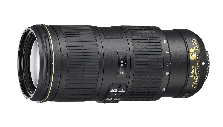 Nikon AF S Nikkor mm f:G ED VR Objetivo Estabilizador óptico diámetro: