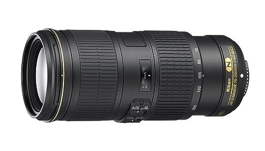 574 opinioni per Nikon Obiettivo Nikkor AF-S 70-200 mm, f/4G ED VR, Nero [Versione EU]