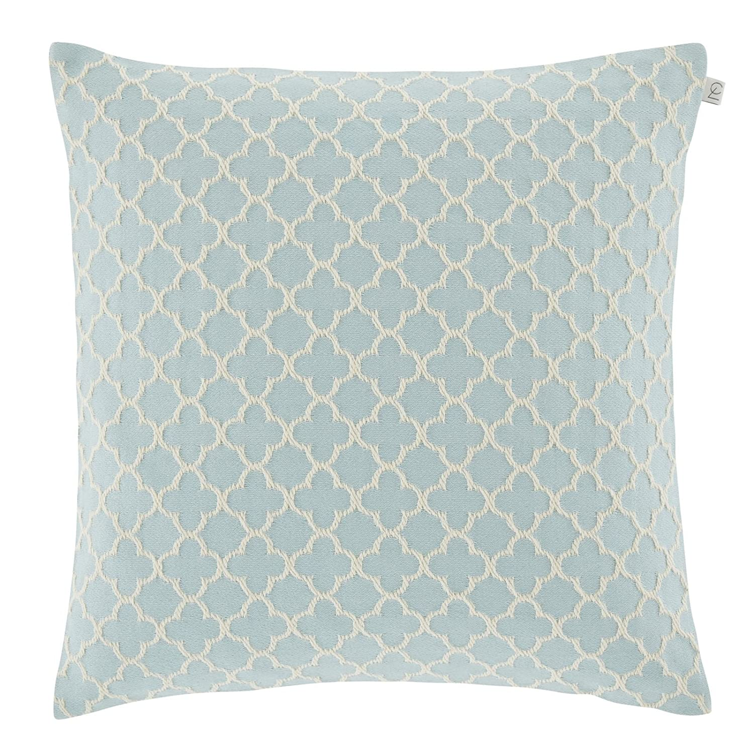 Catherine Lansfield Eastern Housse de Coussin, Menthe, Cushion Cover - Mint Turner Bianca DS/48565/W/CC45/MIN