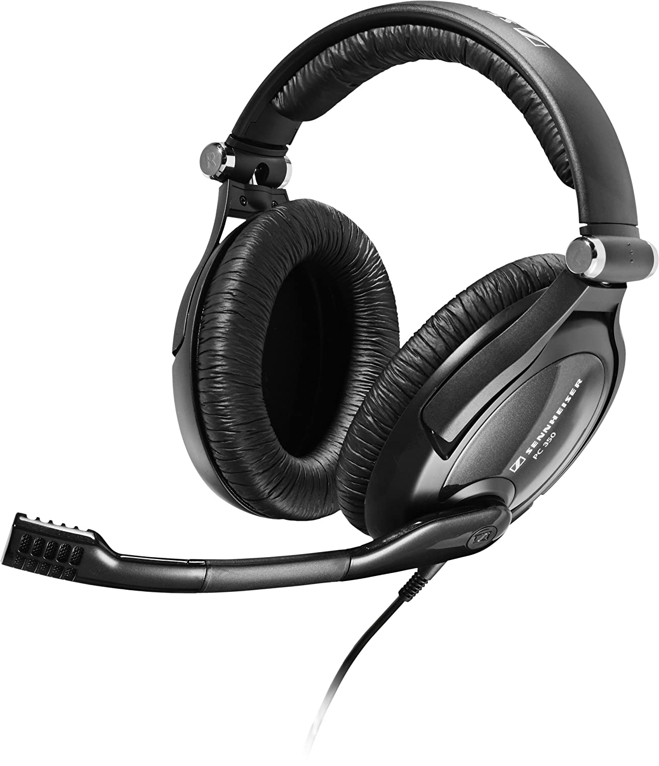 Amazon.com: Sennheiser PC 350 Collapsible Gaming Headset with Vol ...