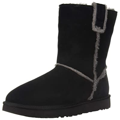 UGG Women's W Classic Short Spill Seam Fashion Boot | Shoes