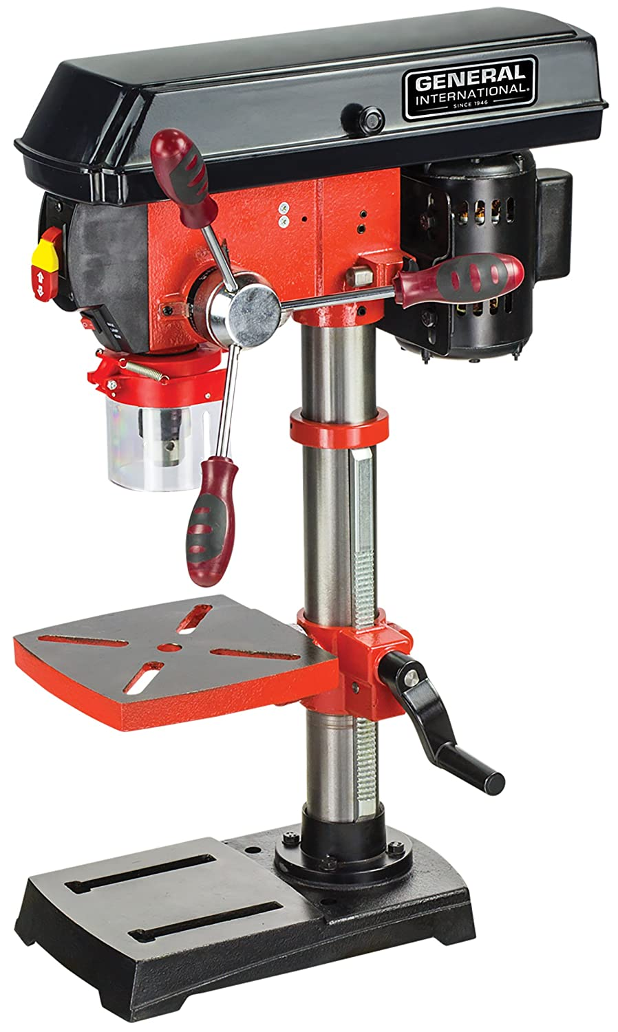 General Intl. Power Products DP2002 10' 5 Speed Drill Press