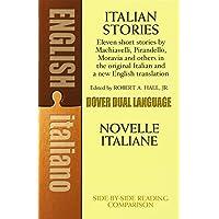 Italian Stories: A Dual-Language Book (Dover Dual Language Italian)