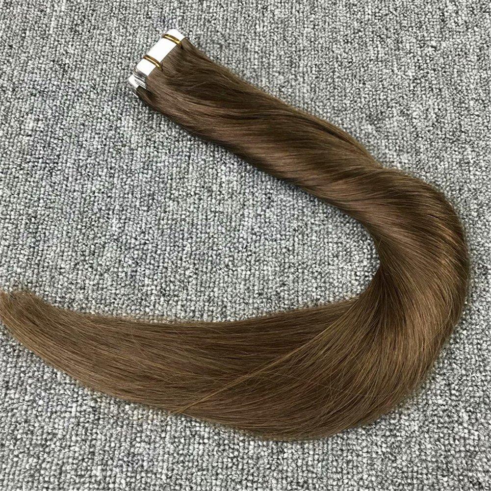 Komorebi Human Hair Extensions Skin Weft Tape in Human Hair Extensions Invisible Glue in Hair Extensions Human Hair Extension