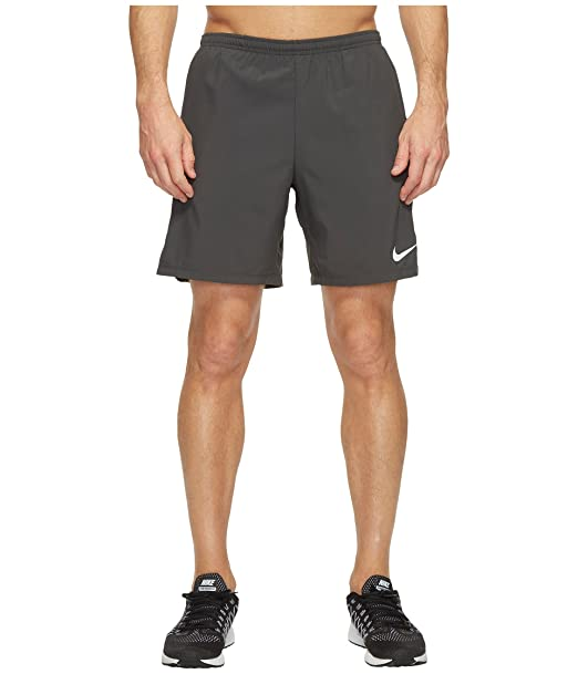 "a3b1c3808 Nike Men's 7"" Flex Challenger Short (Small, Anthracite/Black)"