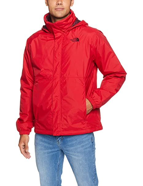 5caee110678 The North Face Men's Resolve Insulated Jacket at Amazon Men's Clothing  store: