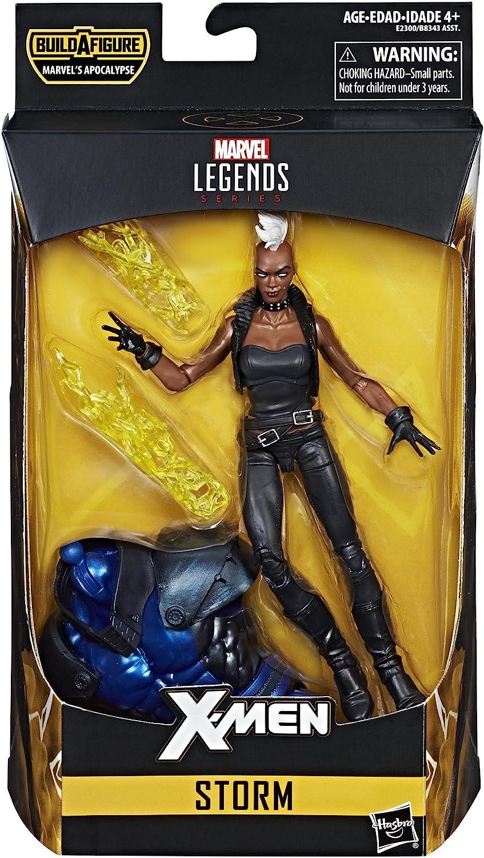 Marvel Legends Storm X-Men Wave 3 with Apocalypse BAF Piece SHIP LOOSE!