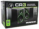 "(2) Mackie CR3 3"" Studio/Computer/Podcast"