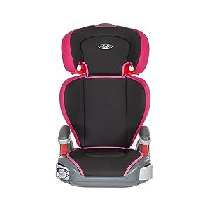 Graco Junior Maxi Plus Group 2/3 Car Seat - Sport Pink