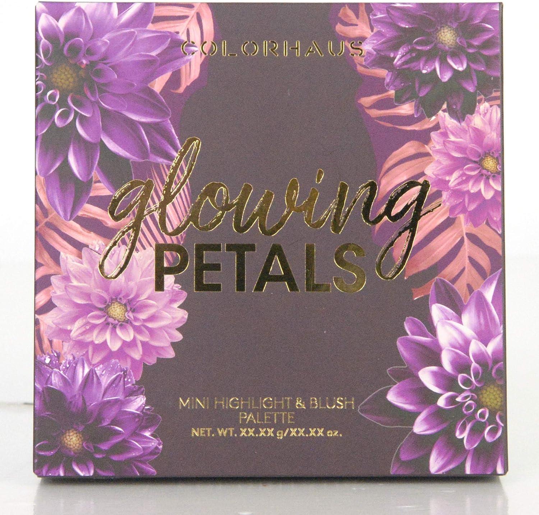Colorhaus Glowing Petals Color Blush Palette